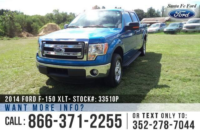 2014 Ford F-150 XLT - 6K Miles - Financing Available!