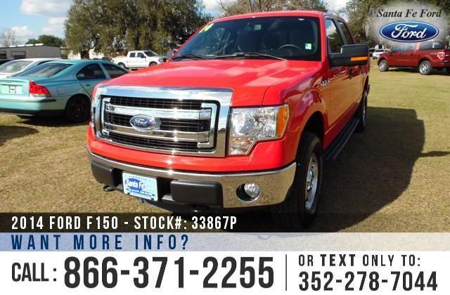 2014 Ford F-150 XLT - 9K Miles! - On-site Financing!