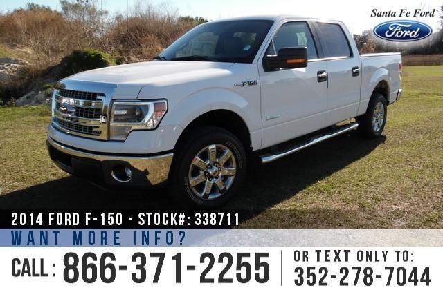 2014 Ford F-150 XLT - Sticker $42,590 - SAVE thousands!
