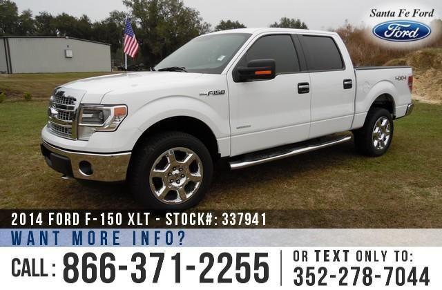 2014 Ford F-150 XLT - Sticker $46,345 - YOUR PRICE