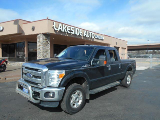 2014 Ford F-250 Super Duty King Ranch 4x4 King Ranch