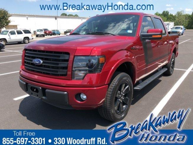 2014 Ford F150 2WD FX2