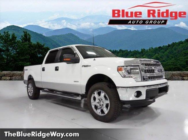 2014 Ford F150 4x4 SuperCrew XLT