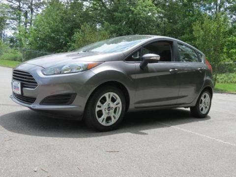 2014 ford fiesta 4 door hatchback for sale in mount airy north carolina classified. Black Bedroom Furniture Sets. Home Design Ideas