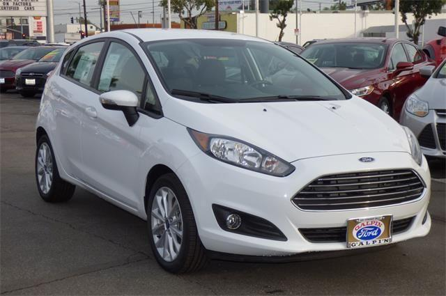 2014 ford fiesta se 4d hatchback se for sale in northridge california. Cars Review. Best American Auto & Cars Review