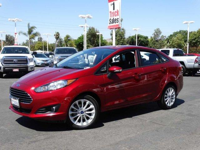 2014 ford fiesta se 4dr sedan for sale in escondido california classified. Cars Review. Best American Auto & Cars Review