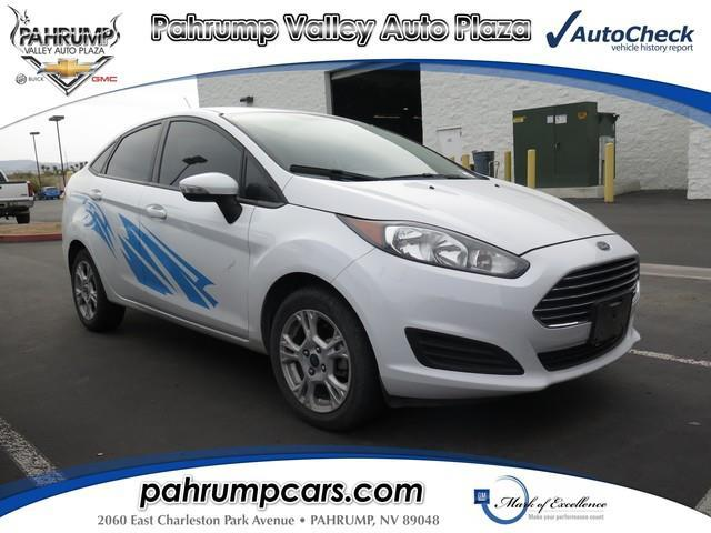 2014 Ford Fiesta SE SE 4dr Sedan