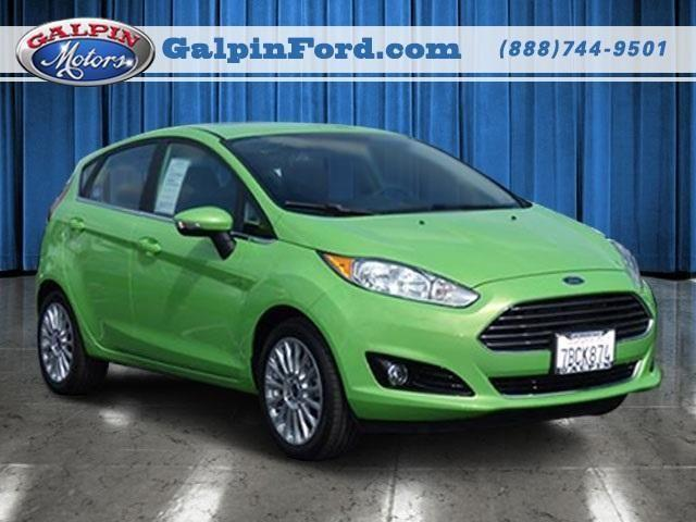 2014 ford fiesta titanium hatchback titanium for sale in northridge california classified. Black Bedroom Furniture Sets. Home Design Ideas