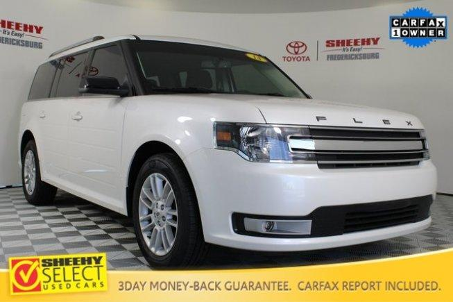 2014 Ford Flex AWD SEL