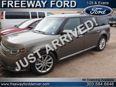 2014 Ford Flex Limited AWD Limited 4dr Crossover
