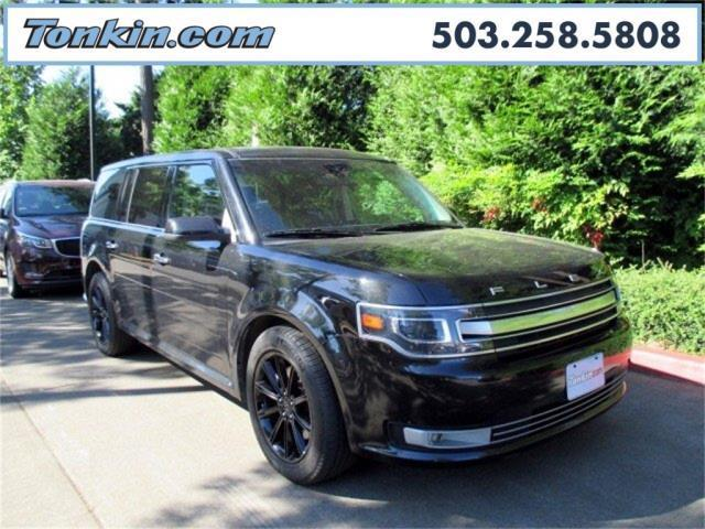 2014 ford flex limited awd limited 4dr crossover for sale in gladstone oregon classified. Black Bedroom Furniture Sets. Home Design Ideas