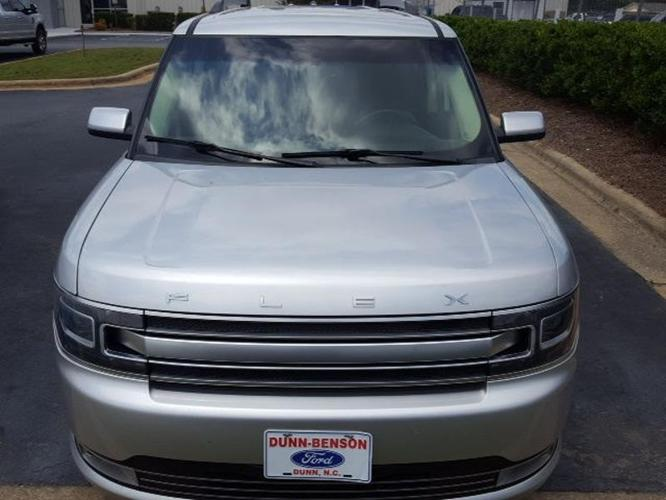 2014 ford flex limited awd limited 4dr crossover for sale in dunn north carolina classified. Black Bedroom Furniture Sets. Home Design Ideas