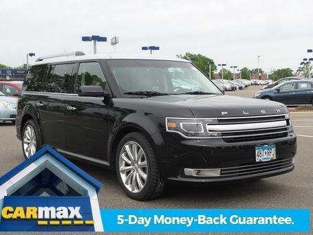 2014 ford flex limited awd limited 4dr crossover w ecoboost for sale in minneapolis minnesota. Black Bedroom Furniture Sets. Home Design Ideas