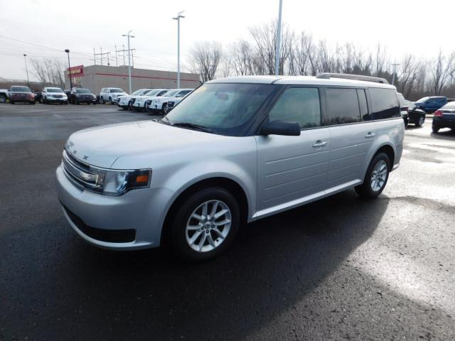 2014 ford flex se se 4dr crossover for sale in chadwick bay new york classified. Black Bedroom Furniture Sets. Home Design Ideas