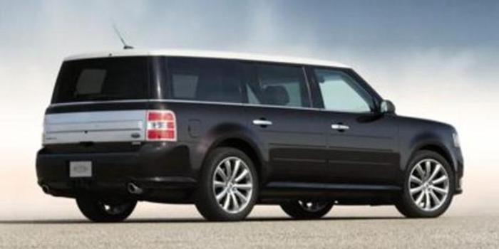 2014 Ford Flex SEL AWD SEL 4dr Crossover