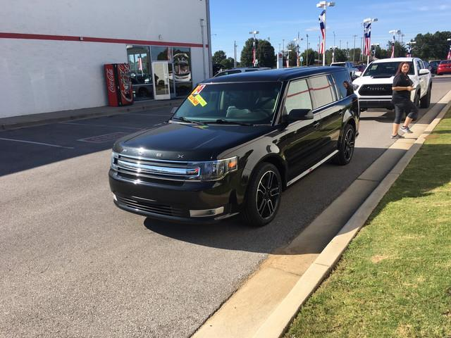 2014 Ford Flex SEL SEL 4dr Crossover