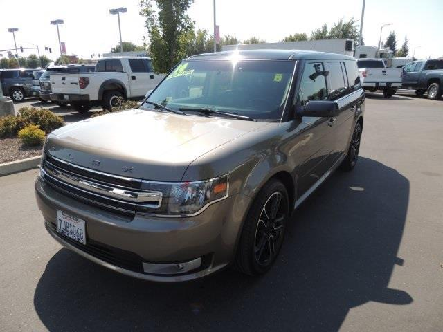 2014 ford flex sel sel 4dr crossover for sale in tierra buena california classified. Black Bedroom Furniture Sets. Home Design Ideas