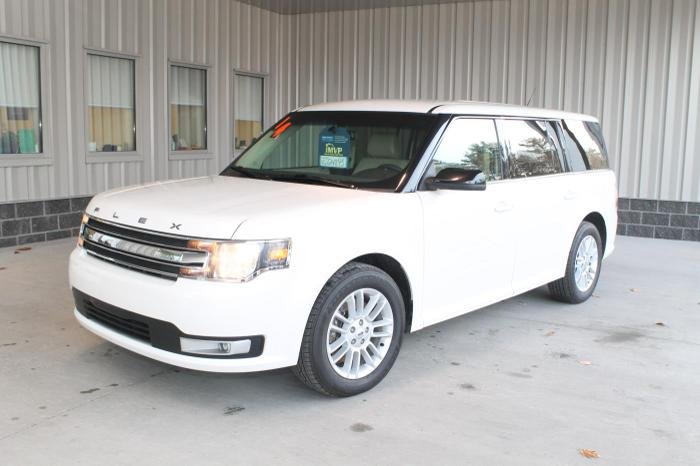 2014 ford flex sel sel 4dr crossover for sale in alpena michigan classified. Black Bedroom Furniture Sets. Home Design Ideas