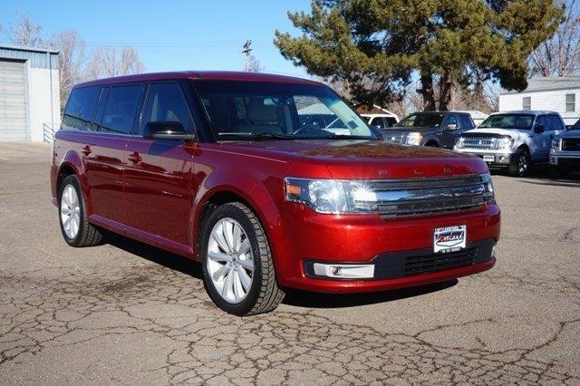 2014 ford flex sel sel 4dr crossover for sale in loveland colorado classified. Black Bedroom Furniture Sets. Home Design Ideas