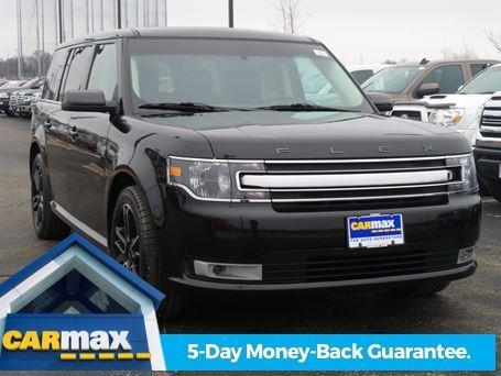 2014 ford flex sel sel 4dr crossover for sale in naperville illinois classified. Black Bedroom Furniture Sets. Home Design Ideas