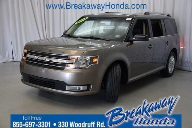 2014 ford flex sel sel 4dr crossover for sale in greenville south carolina classified. Black Bedroom Furniture Sets. Home Design Ideas