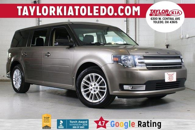 2014 ford flex sel sel 4dr crossover for sale in toledo ohio classified. Black Bedroom Furniture Sets. Home Design Ideas
