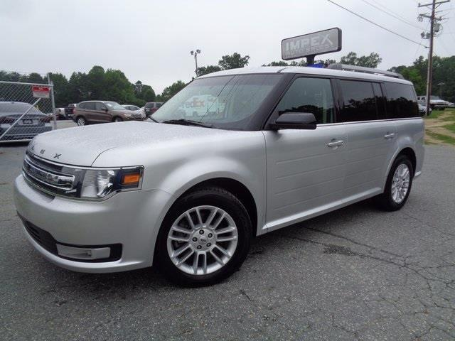 2014 ford flex sel sel 4dr crossover for sale in greensboro north carolina classified. Black Bedroom Furniture Sets. Home Design Ideas