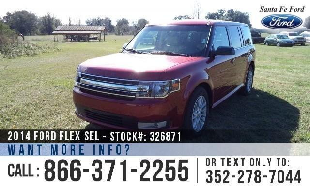 2014 Ford Flex SEL - Sticker $38,785 - YOUR PRICE