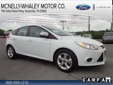 2014 ford focus 4 door hatchback for sale in pigeon forge tennessee classified. Black Bedroom Furniture Sets. Home Design Ideas