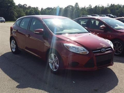 2014 ford focus 4 door hatchback for sale in commerce georgia classified. Black Bedroom Furniture Sets. Home Design Ideas