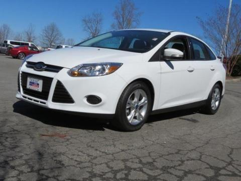 2014 ford focus 4 door sedan for sale in mount airy north carolina classified. Black Bedroom Furniture Sets. Home Design Ideas
