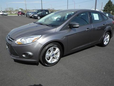 2014 ford focus 4 door sedan for sale in baraboo wisconsin classified. Black Bedroom Furniture Sets. Home Design Ideas
