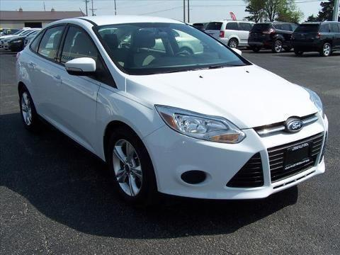 2014 ford focus 4 door sedan for sale in ottoville illinois classified. Black Bedroom Furniture Sets. Home Design Ideas