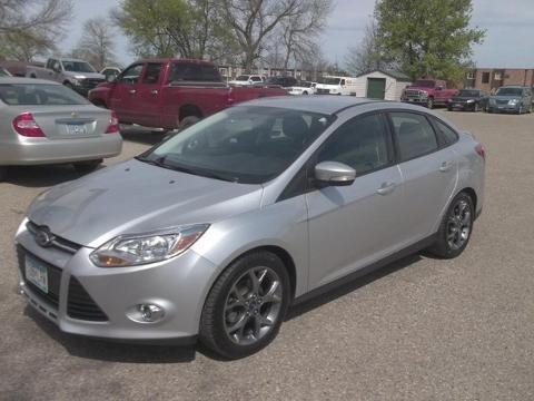 2014 ford focus 4 door sedan for sale in alex minnesota for Juettner motors alexandria mn