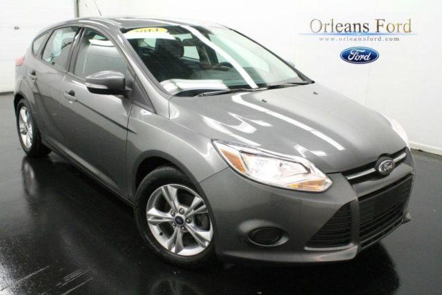 2014 ford focus 4d hatchback se for sale in medina new york. Cars Review. Best American Auto & Cars Review