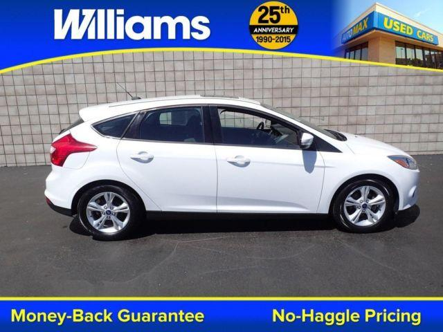 2014 ford focus 4d hatchback se for sale in traverse city michigan classified. Black Bedroom Furniture Sets. Home Design Ideas