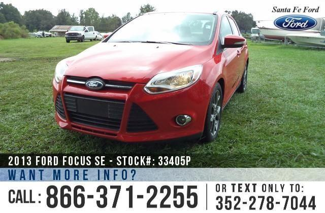 2014 Ford Focus SE - 32K Miles - Finance Here!