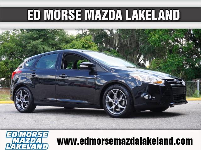 2014 ford focus se 4dr hatchback for sale in lakeland florida classified. Black Bedroom Furniture Sets. Home Design Ideas