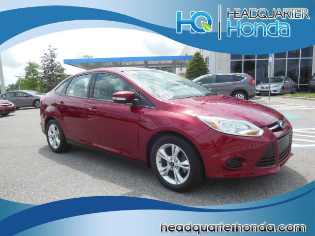 2014 ford focus se clermont fl for sale in clermont florida classified. Black Bedroom Furniture Sets. Home Design Ideas