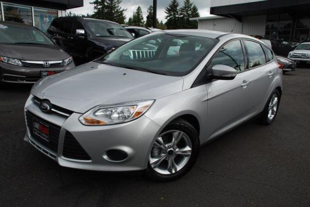 2014 ford focus se hatchback for sale in portland oregon classified. Black Bedroom Furniture Sets. Home Design Ideas