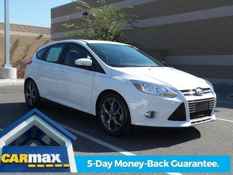 2014 Ford Focus SE SE 4dr Hatchback