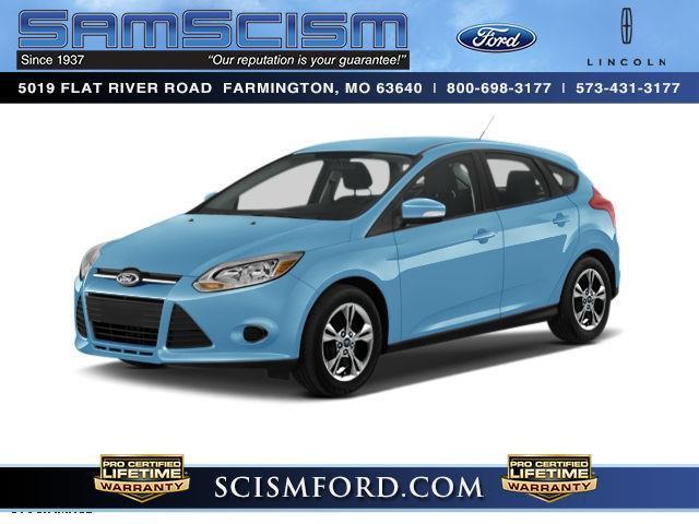 2014 ford focus se se 4dr hatchback for sale in farmington missouri. Cars Review. Best American Auto & Cars Review