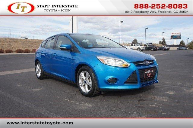 2014 ford focus se se 4dr hatchback for sale in longmont colorado classified. Black Bedroom Furniture Sets. Home Design Ideas