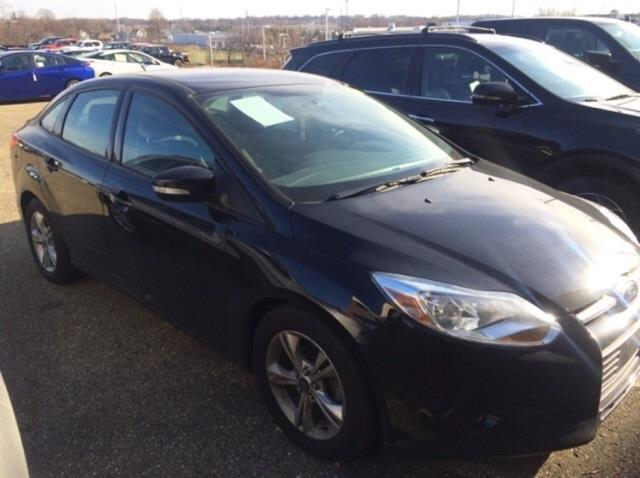 2014 Ford Focus SE SE 4dr Sedan