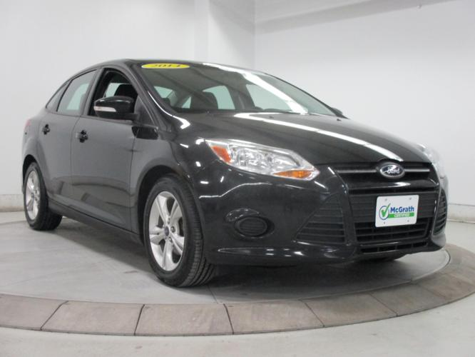 2014 ford focus se se 4dr sedan for sale in dubuque iowa. Cars Review. Best American Auto & Cars Review