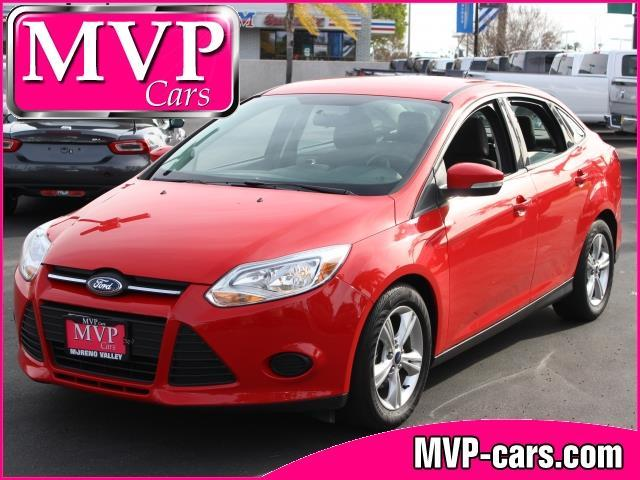 2014 ford focus se se 4dr sedan for sale in moreno valley. Cars Review. Best American Auto & Cars Review