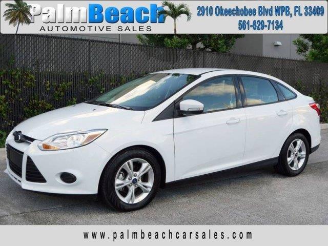 2014 ford focus se se 4dr sedan for sale in west palm beach florida classified. Black Bedroom Furniture Sets. Home Design Ideas