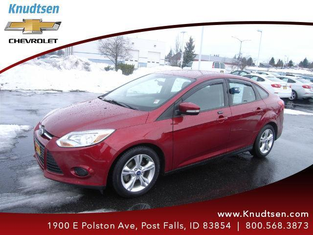 2014 ford focus se se 4dr sedan for sale in hauser idaho. Cars Review. Best American Auto & Cars Review