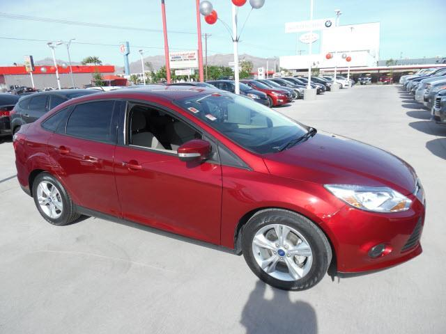2014 Ford Focus Se Se 4dr Sedan For Sale In El Paso Texas