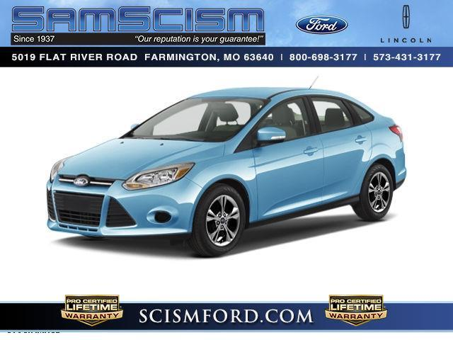 2014 Ford Focus Se Se 4dr Sedan For Sale In Farmington
